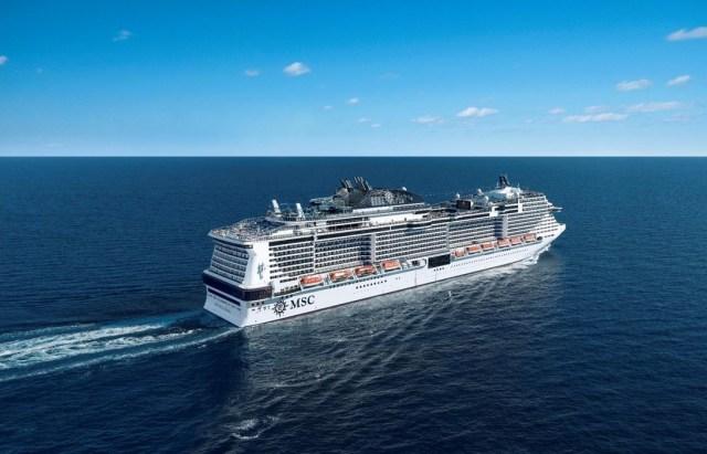 MSC Cruises Bellissima