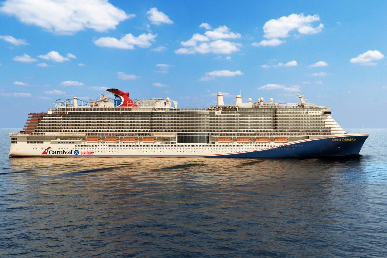 Carnival Celebration cruise ship to homeport in Miami