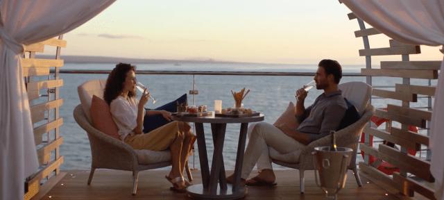 Celebrity Cruises Flora expedition ship
