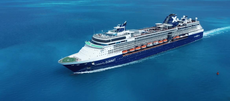 Celebrity Cruises Summit cruise ship to sail to Alaska July 2021