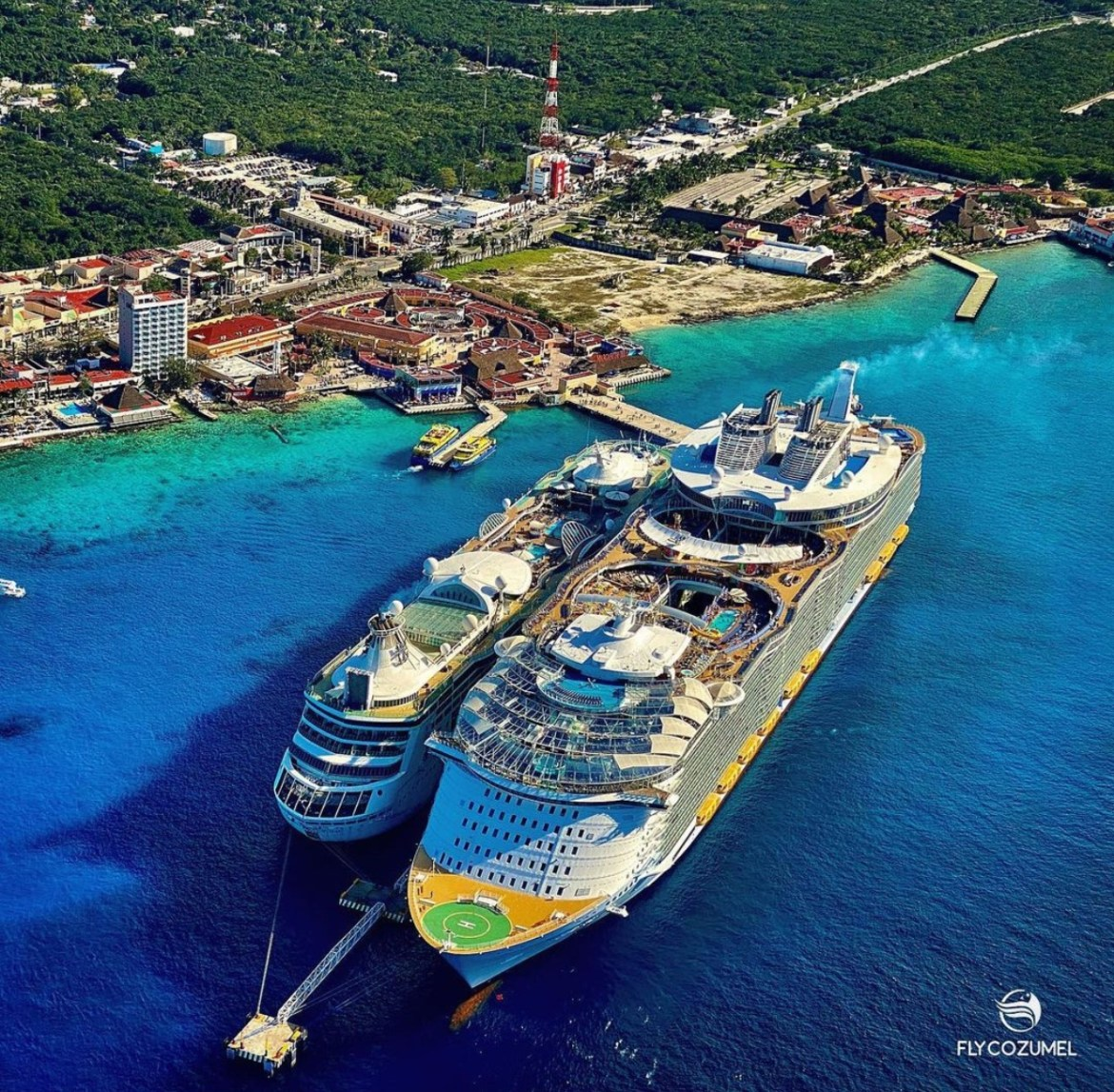 Cozumel approaches MSC Cruises to become home port