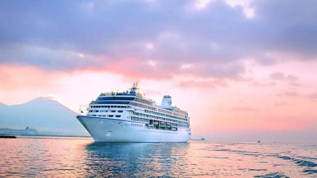 Oceania Cruises Insignia ship