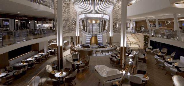 Royal Caribbean cruises bar
