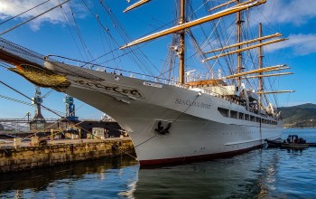 Sea Cloud Cruises Spirit ship