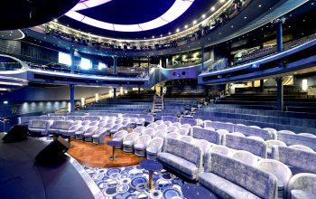 P&O Cruises Arcadia Palladium theatre