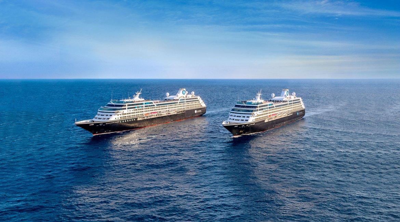 Azamara Cruises new ship Onward launches in 2022