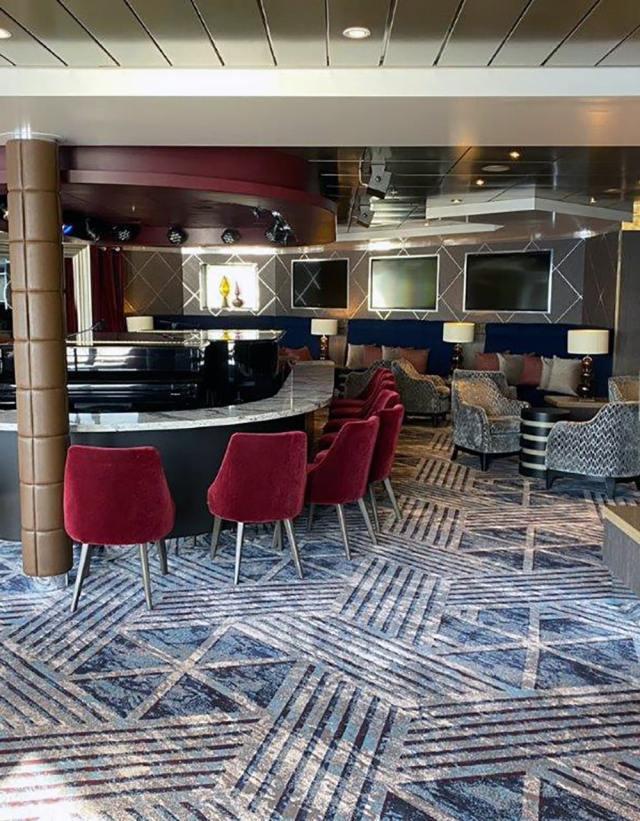 Fred Olsen Cruise Lines Borealis Bar