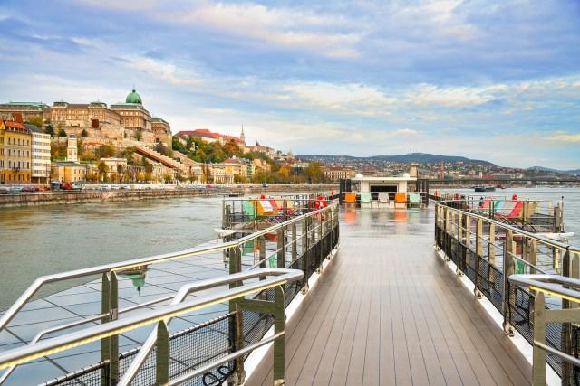 Crystal River Cruises Danube River