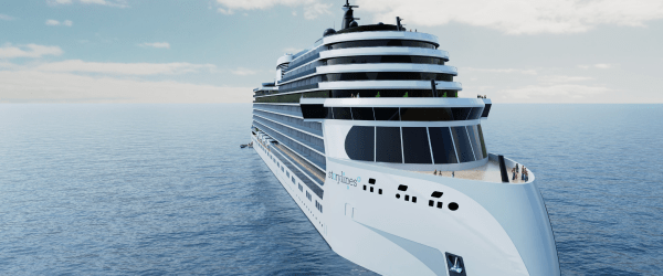 Cruise ship suites on Storylines' Narrative ship cost about $300,000 to $8 million