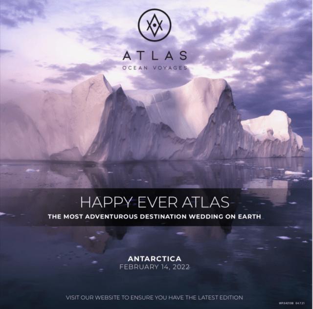 Atlas Ocean Voyages Happy Ever Atlas