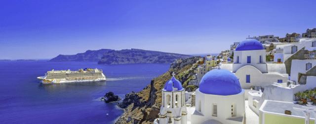 Norwegian Cruise lines greek isles cruise