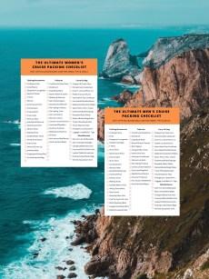 Cruise packing checklist poster V2