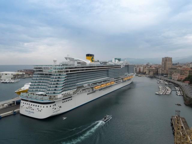 Costa Cruises Smeralda