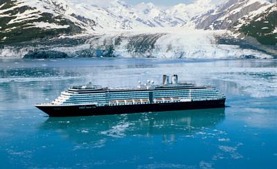 Holland America Line Amsterdam cruise ship resumes Alaska cruises