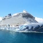 Norwegian Cruise Line Prima cruise ship Leonardo Project