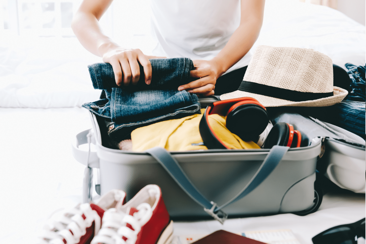 What to pack for a cruise to the UK and Cruise Packing Checklist