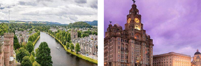 what to pack UK cruise churches castles