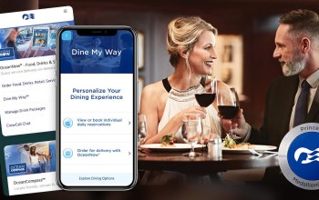 Princess Cruises Introduces Dine My Way