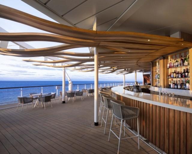 Celebrity Cruises Sunset bar how to save money on cruises