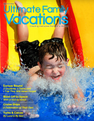 Ensemble Travel Ultimate Family Vacations Summer 2021cover