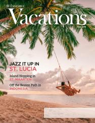 Ensemble Travel Vacations Magazine