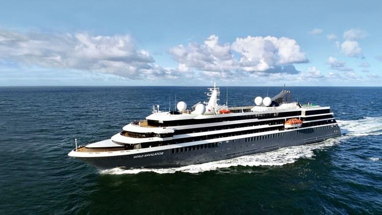 Atlas Ocean Voyages announces second expedition ship World Traveller