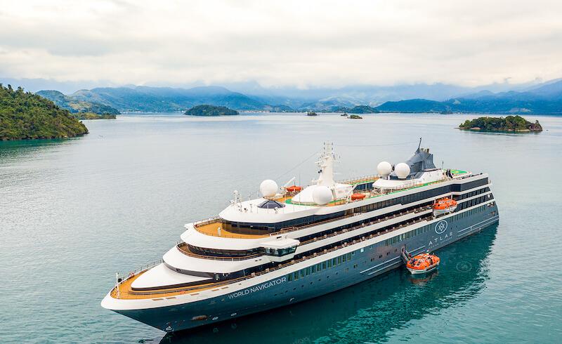 Atlas Ocean Voyages announces summer itineraries for World Navigator