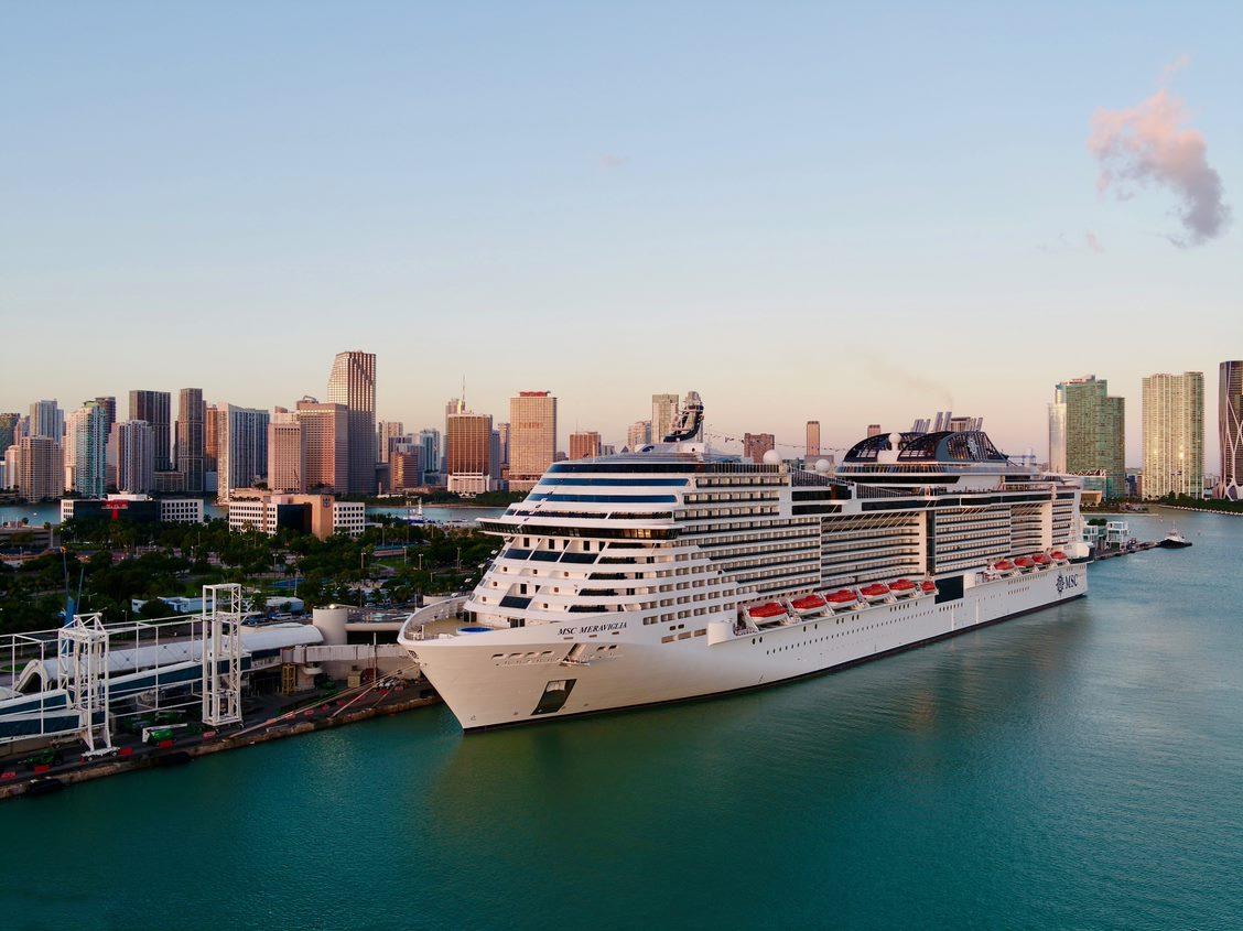 MSC Cruises announces restart plans from U.S. in August
