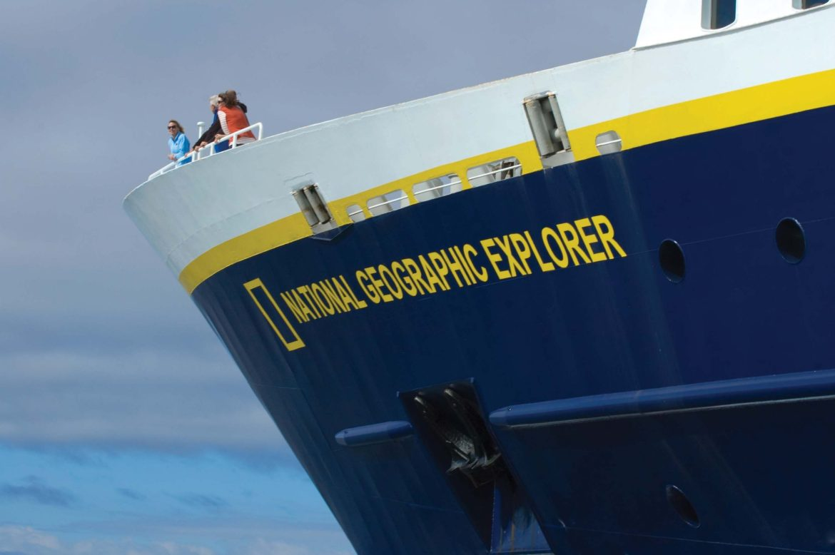 Cruise to Iceland with Lindblad Expeditions this summer