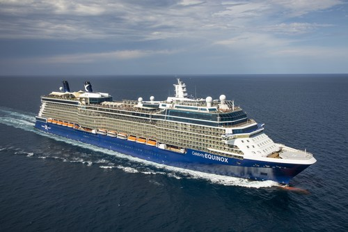Celebrity Equinox departs from Fort Lauderdale to the Caribbean