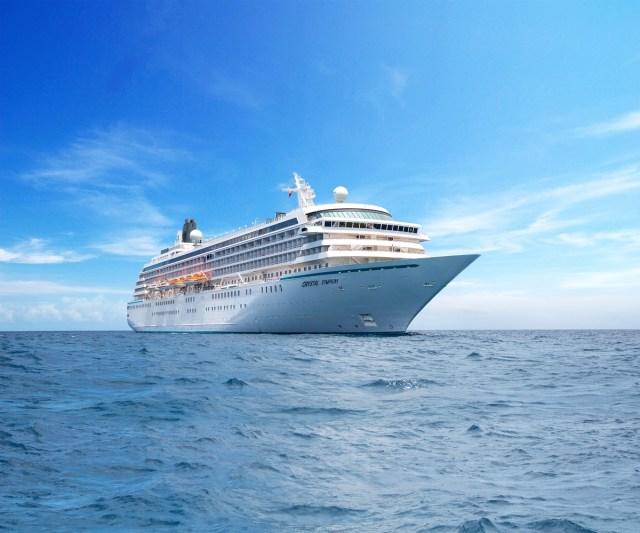 Crystal Cruises Symphony cruises to Bermuda