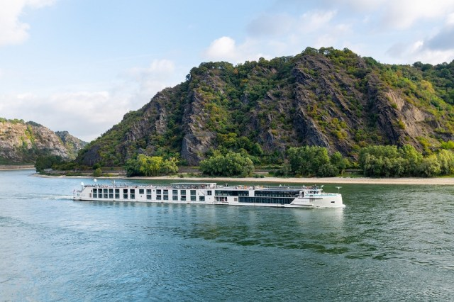 Crystal cruises river cruises rhine river Germany