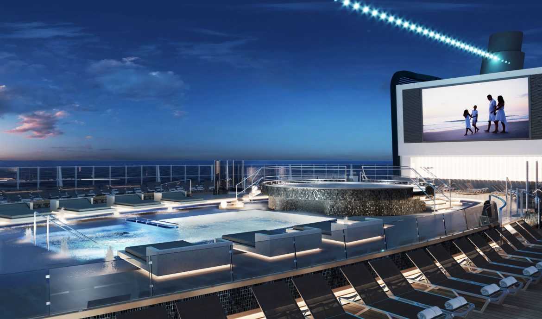 MSC Cruises Seashore showcases enhanced features