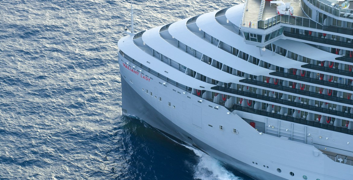 Virgin Voyages Valiant Lady cruise plans revealed for 2022