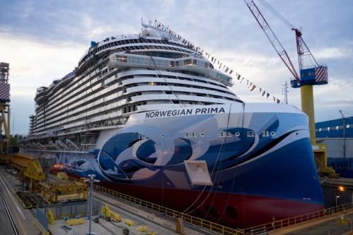 norwegian cruise line prima box dockyard
