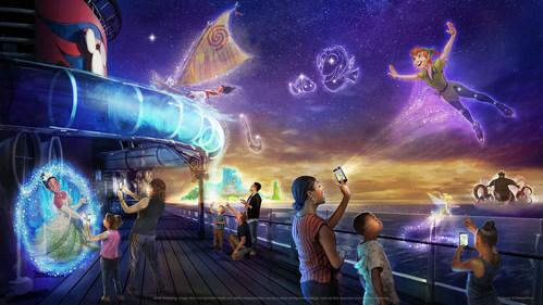 Disney Cruises debuts gaming app for exploring Disney Wish