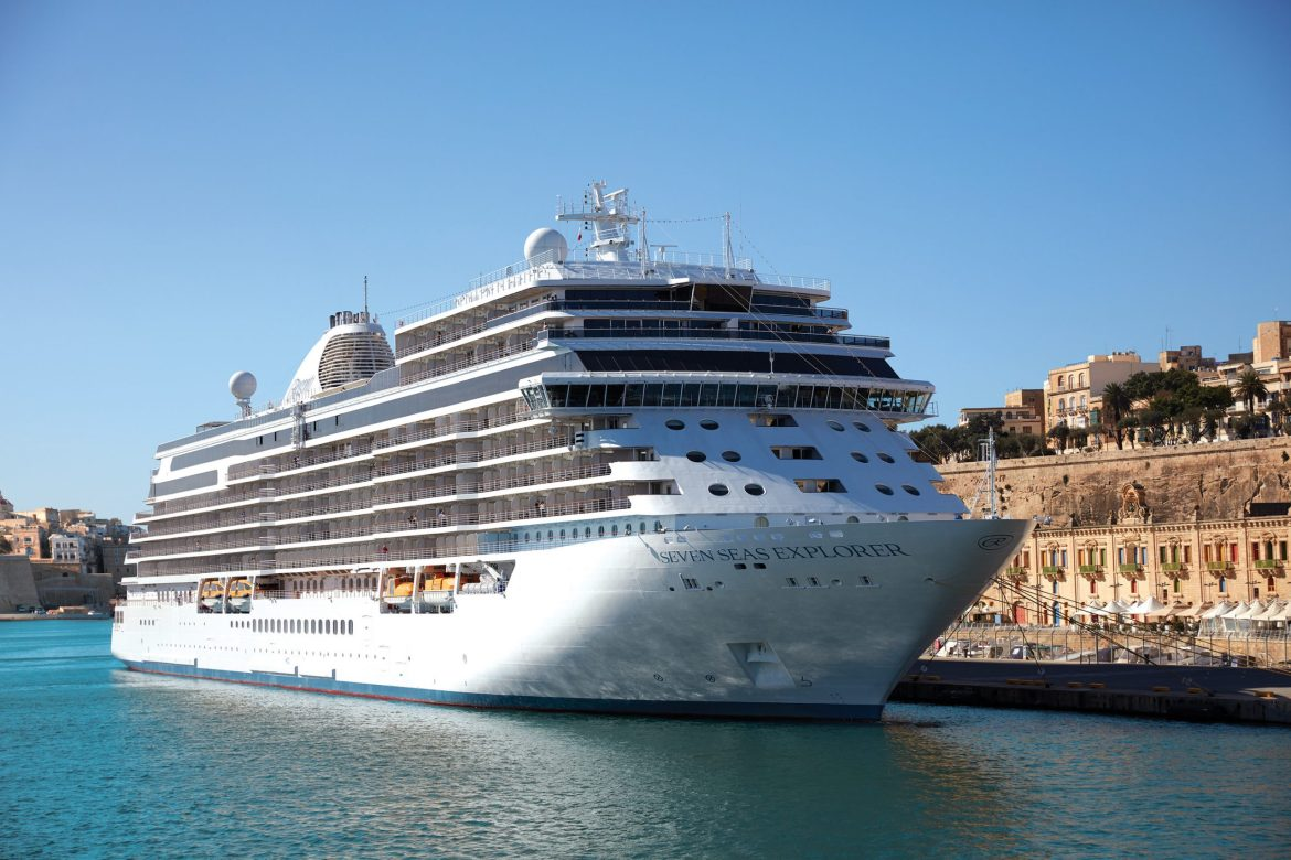 Regent Seven Seas Cruises reports its largest price tag on a single suite booking of close to $600,000