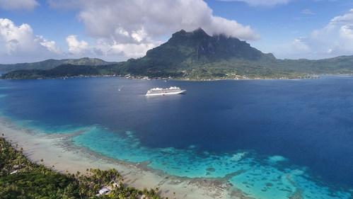 viking cruises world cruise bora bora