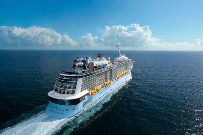 Royal Caribbean reveals UK holiday bucket list longer than ever before