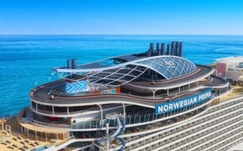 Norwegian Cruise Line unveils more Norwegian Prima entertainment and features