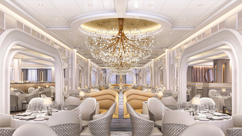 Oceania Cruises unveiled the voyage itineraries for Vista
