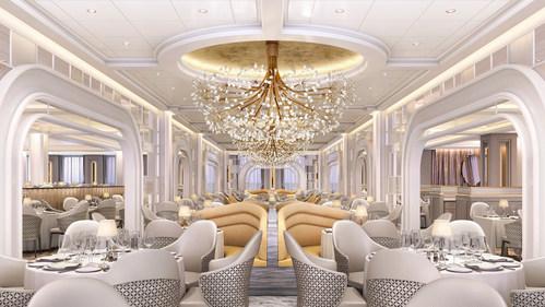 Oceania Cruises Vista dining rom