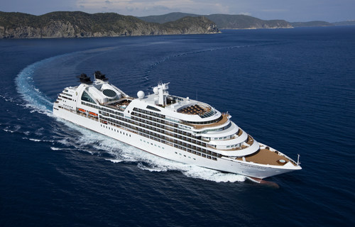 Seabourn updated the restart of Seabourn Quest