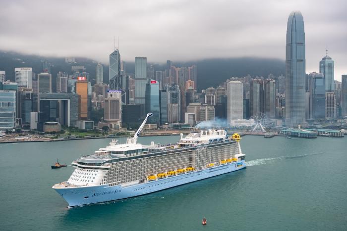Royal Caribbean Spectrum of the Seas to sail to Singapore