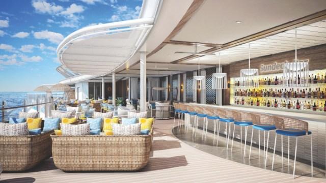 Royal Caribbean Wonder of the Seas suite sundeck