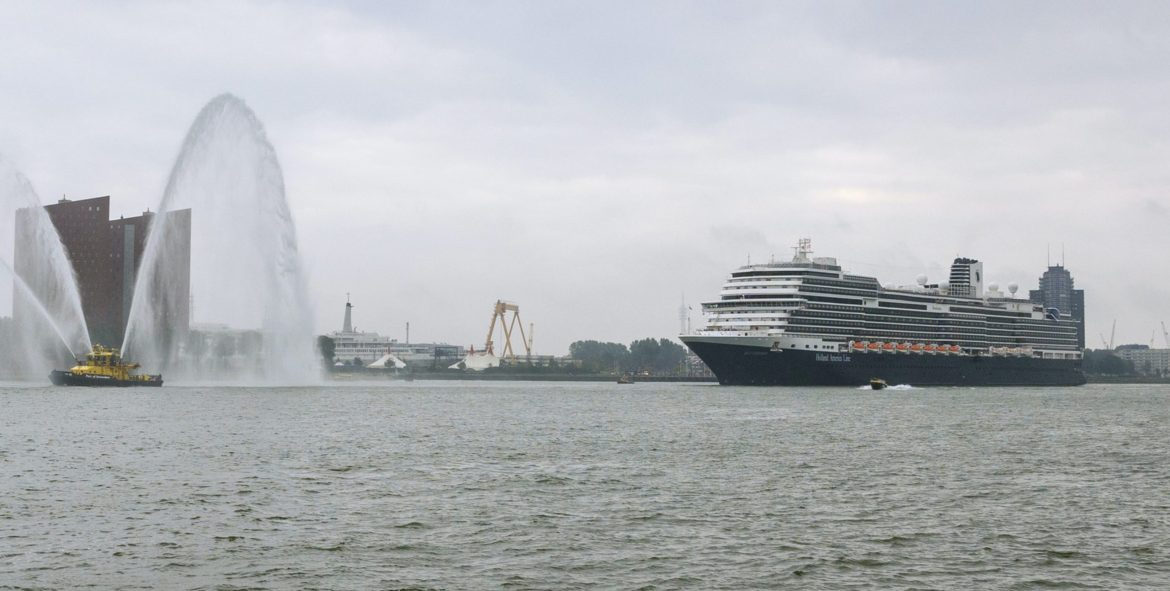 Princess Margriet of the Netherlands will be Holland America Line's Rotterdam godmother