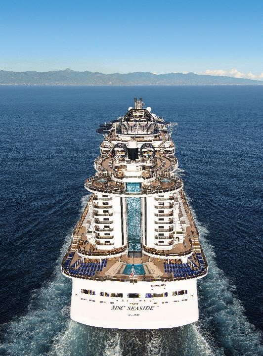 MSC Cruises Seaside