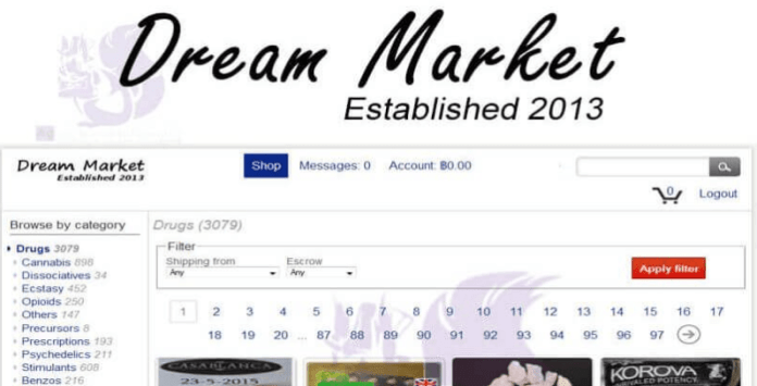 darkweb dream market1 - DarkWeb Dream Market Has Been Discovered By Feds