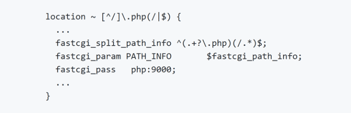 nginx php fpm hacking - Attackers Can Hack Sites Running On Nginx Servers By This New PHP Flaw