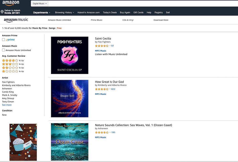 music download websites4 - Top 10 FREE Music Download Websites in 2021